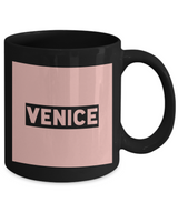 Traveler's Venice City Coffee Mug - VENICE - Best Gift for Venice Lovers