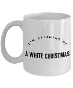 I'm Dreaming of a White Christmas