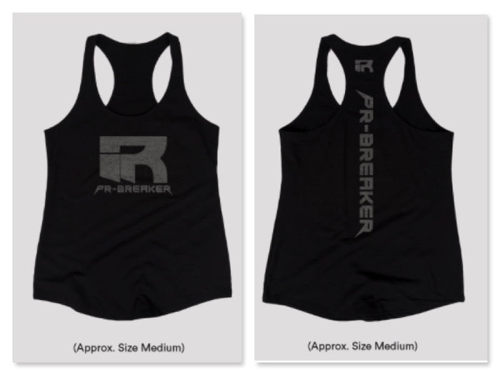 PR-BREAKER Women's Racerback Tank Top