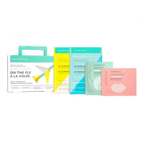 Patchology On The Fly Travel Masque Kit