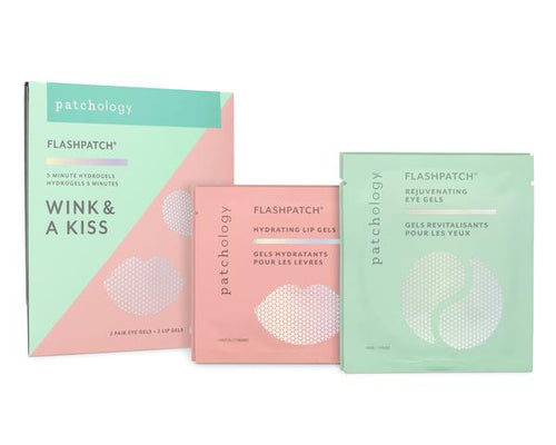 Patchology Wink & A Kiss Kit