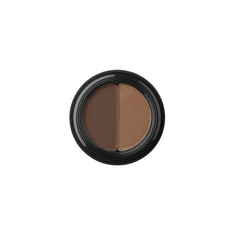 Brow Powder Duo Blonde Brown Taupe Auburn Mineral Makeup