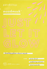 Patchology Just Let it Glow Mask