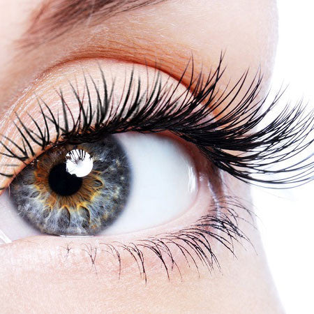 Full Set Hybrid Eyelash Extensions
