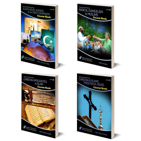 Foundations Course Books Bundle: Muslim Ministry and Islamic Studies