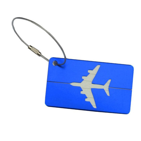 4 Sets of Luggage & Bags Tags