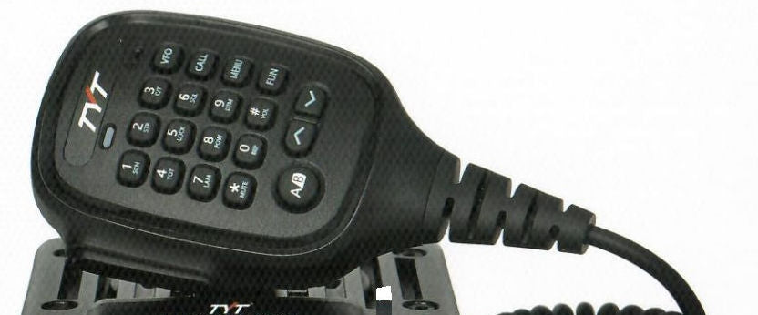 Th8600 Factory mic with buttons