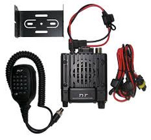 25w Waterproof Dual Band Mobile Radio Bundle