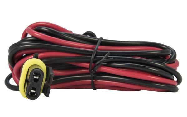 TH8600 wiring harness