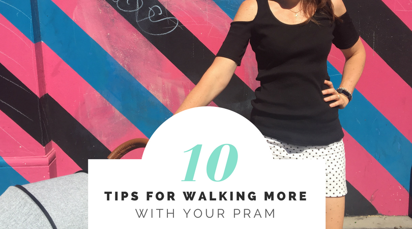 10 Tips for Getting out Walking with your Pram-Global Baby