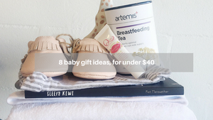 8 Baby Gifts Ideas for Under $40-Global Baby