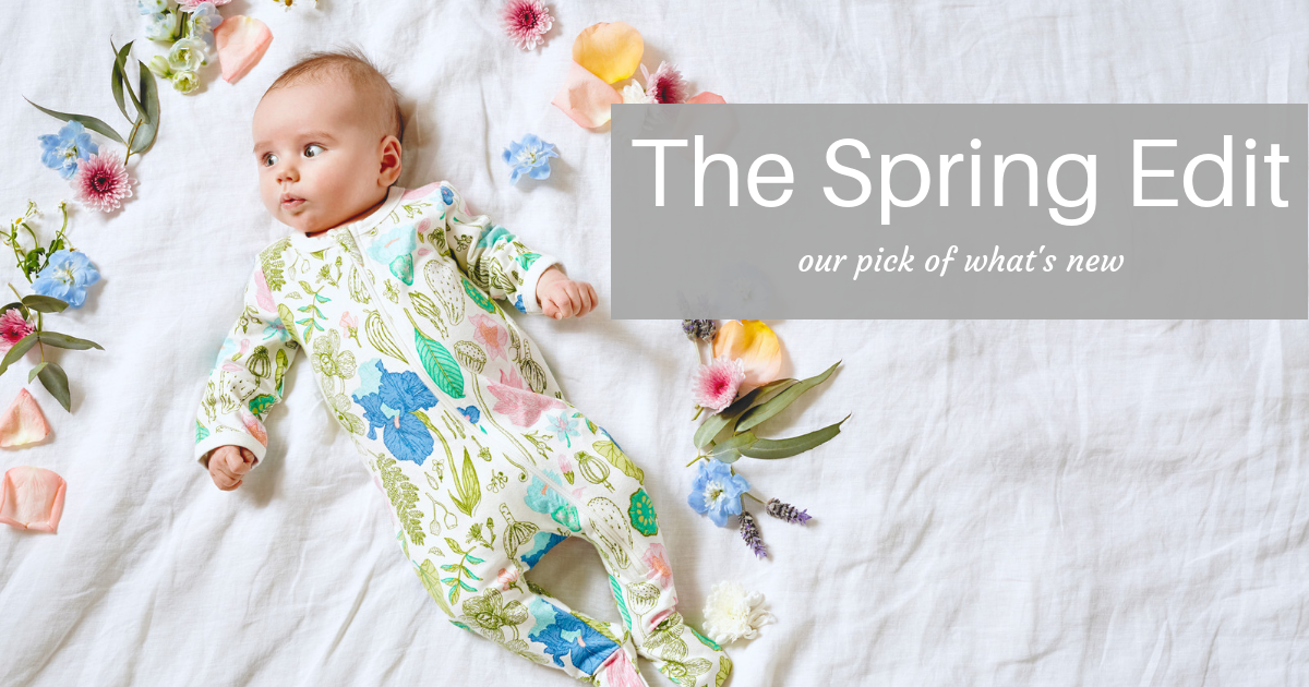 The Spring Edit-Global Baby