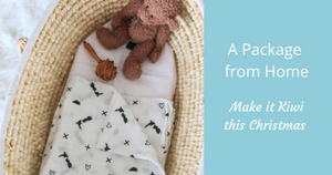 A Package from Home - Make It Kiwi this Christmas with Global Baby-Global Baby