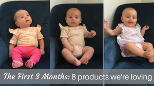 The First Three Months: 8 Products we're loving-Global Baby