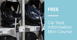 Important information about car seats
