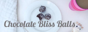Chocolate Bliss Balls-Global Baby