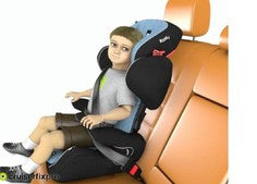 Is my Child Old Enough to Stop Using a Booster Seat?