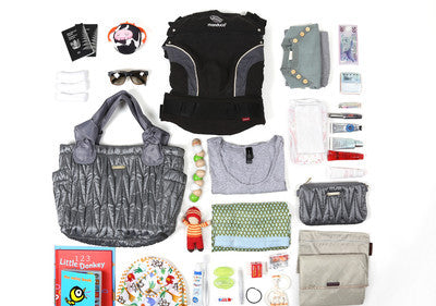 What to Pack in your Hand Luggage when Travelling with a Baby