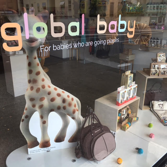 Sophie the Giraffe- a Little History About Everyone's Favourite Baby Toy