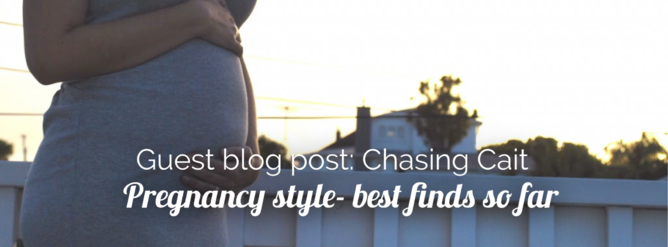 Pregnancy Style: Best Finds So Far