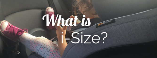 What is i-Size?