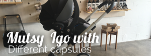 Can you put a capsule onto your stroller?