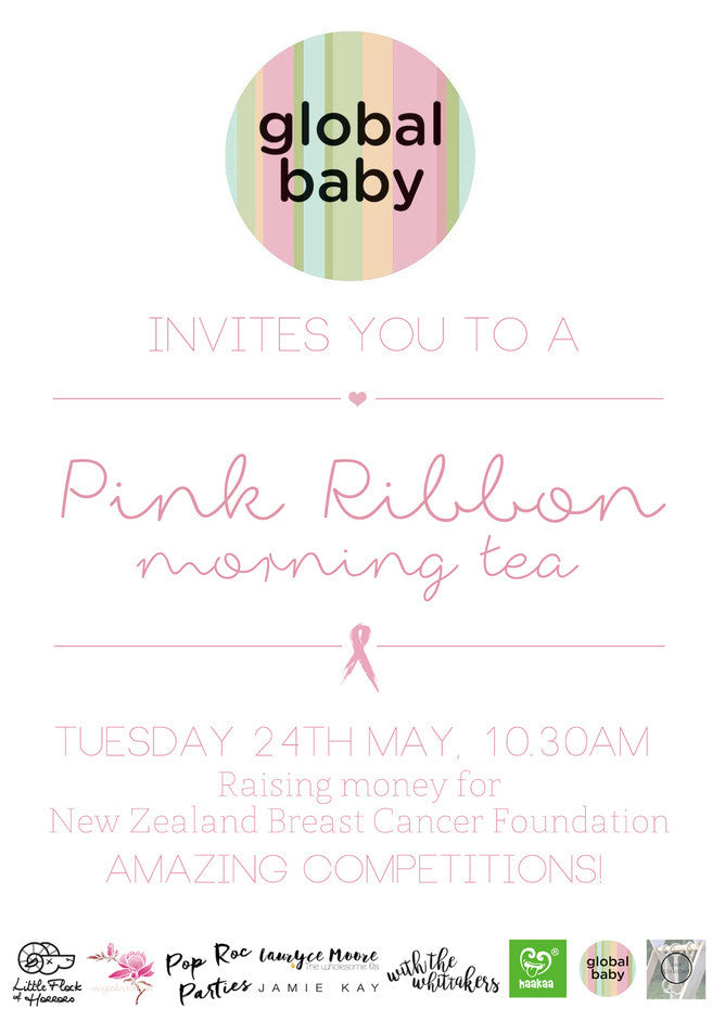 Pink Ribbon Morning Tea