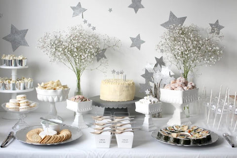 5tips For Throwing The Perfect Baby Shower
