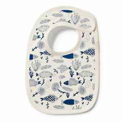 WILSON + FRENCHY ORGANIC LITTLE FIN BIB Global Baby