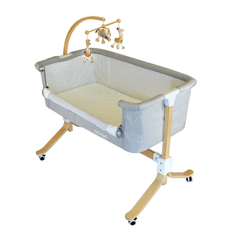 babyhood co sleep cradle