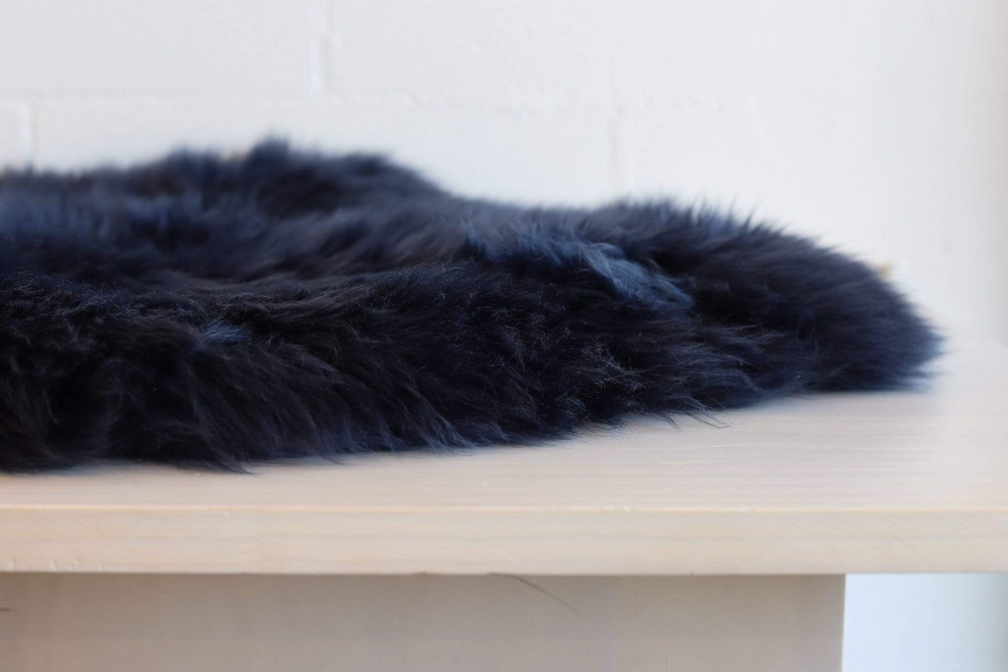 Auskin Sheepskin Rugs -  Navy
