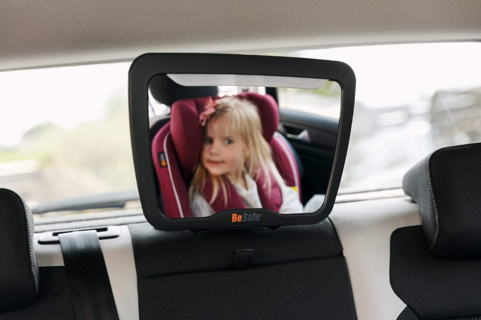 Besafe Baby Mirror XL2 With Lights