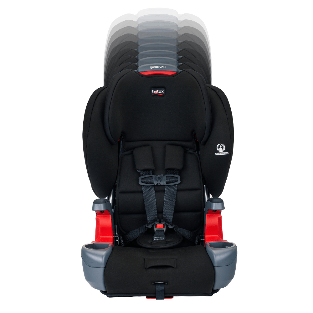 Britax Grow With You Harness-2-Booster Seat - Dusk
