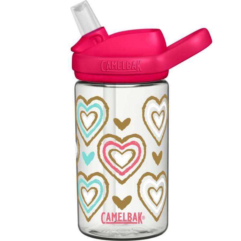 CamelBak Eddy+ Kids Bottle - 0.4L- Hearts