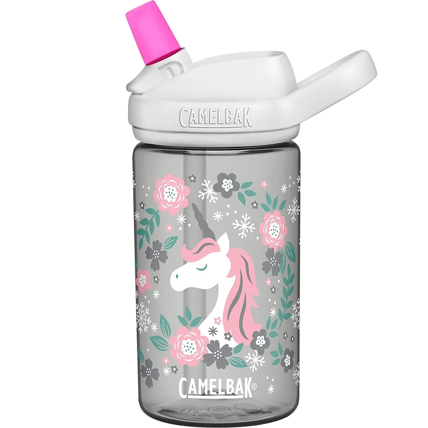 CamelBak Eddy+ Kids Bottle - 0.4L- Unicorn Wreath