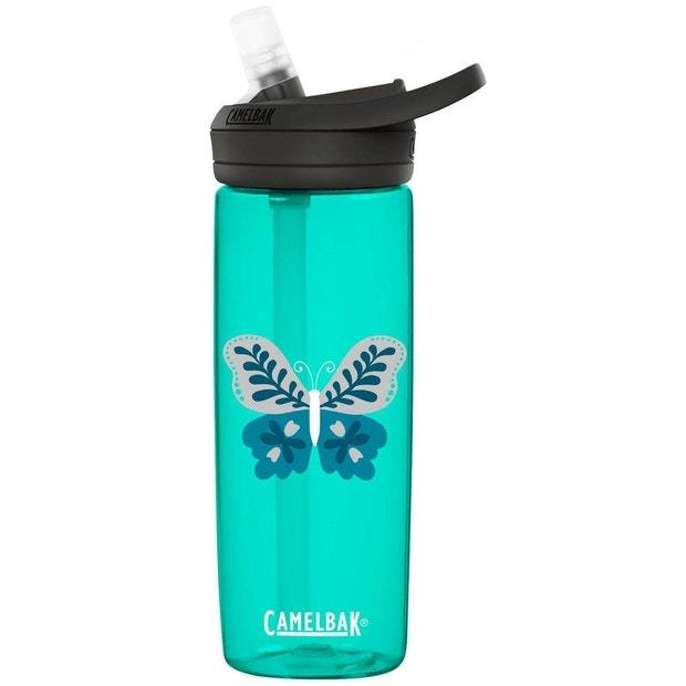CamelBak Eddy+ Kids Bottle - 0.6L- Folk Butterfly