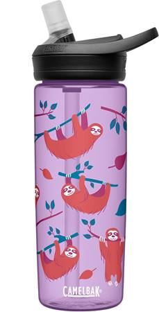 CamelBak Eddy+ Kids Bottle - 0.6L- Sloths