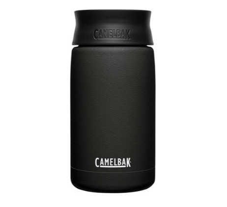 Camelbak Hot Cap Insulated Stainless Steel Travel Mug - Black - 0.4L