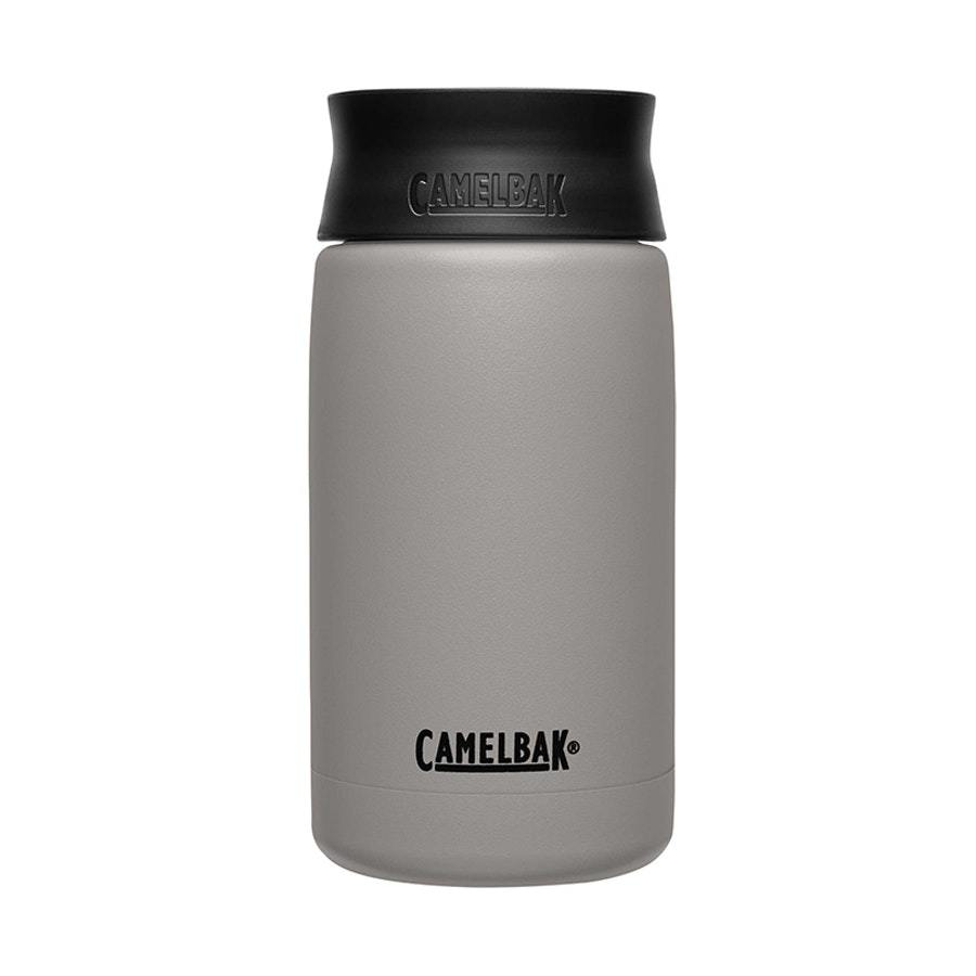 Camelbak Hot Cap Insulated Stainless Steel Travel Mug - Stone - 0.4L
