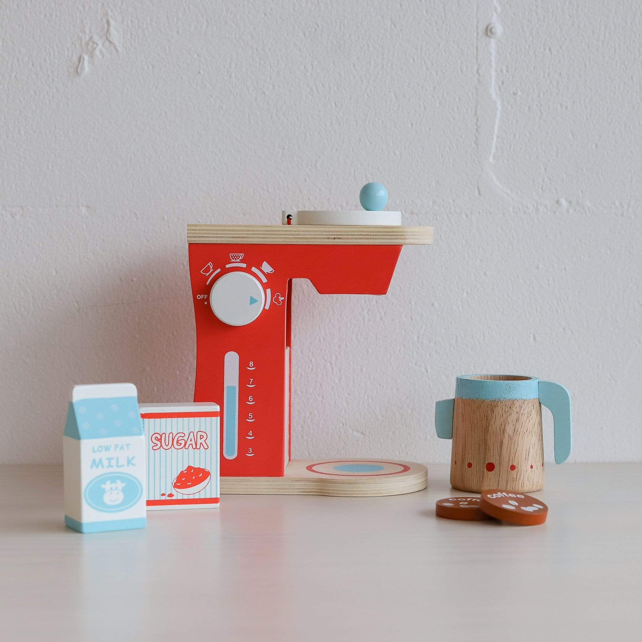 Discoveroo Coffee Machine
