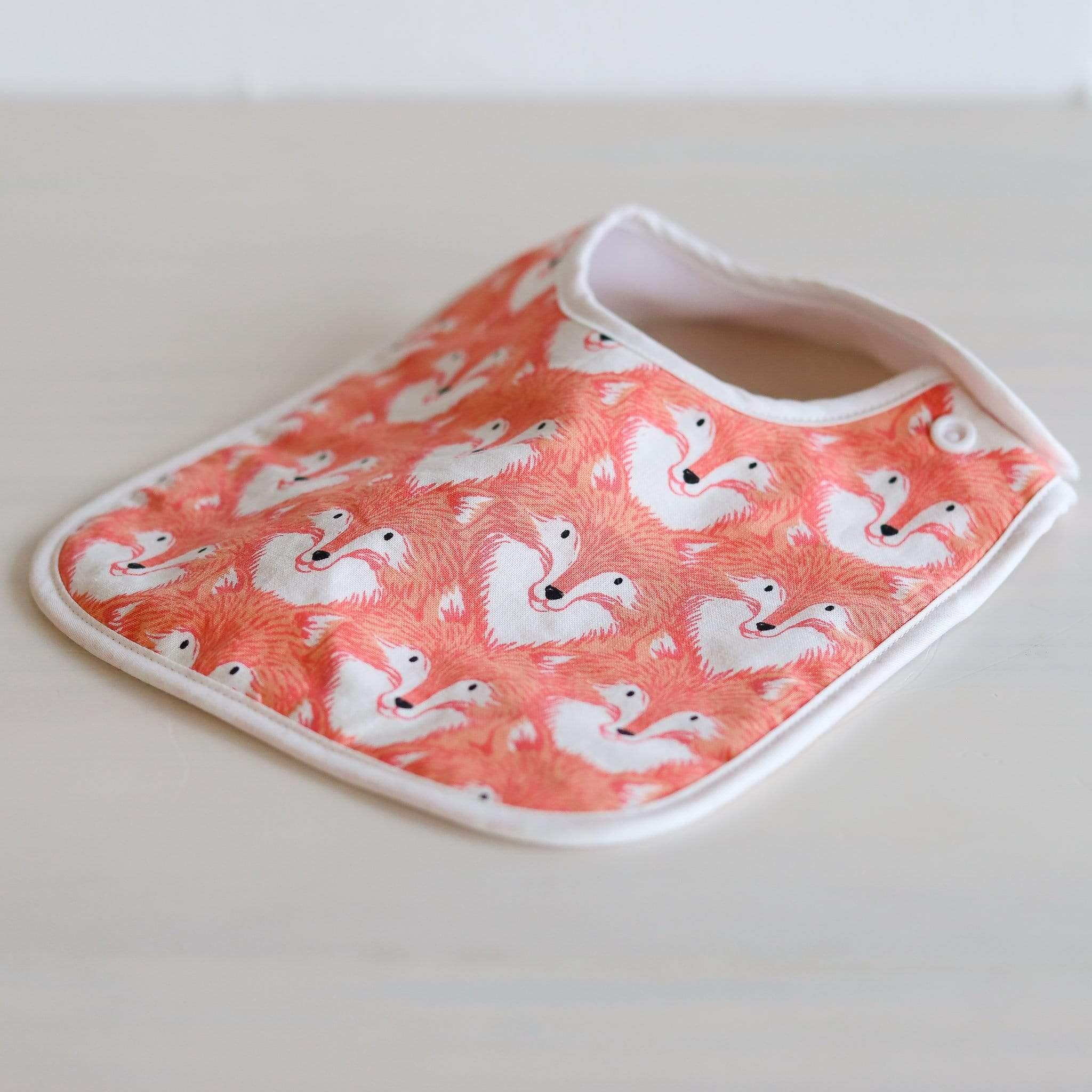 Elephant Ollie - Forest Foxes Bib