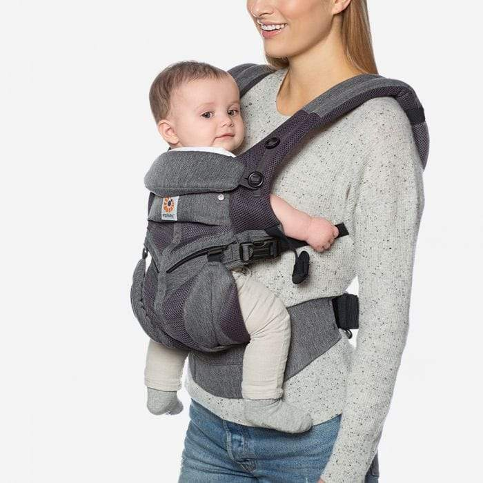 Ergobaby Omni 360 Carrier Cool Air Mesh - Classic Weave