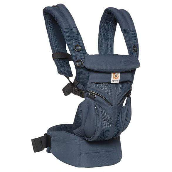 Ergobaby Omni 360 Cool Air Mesh - Midnight Blue-Baby Wearing-Global Baby