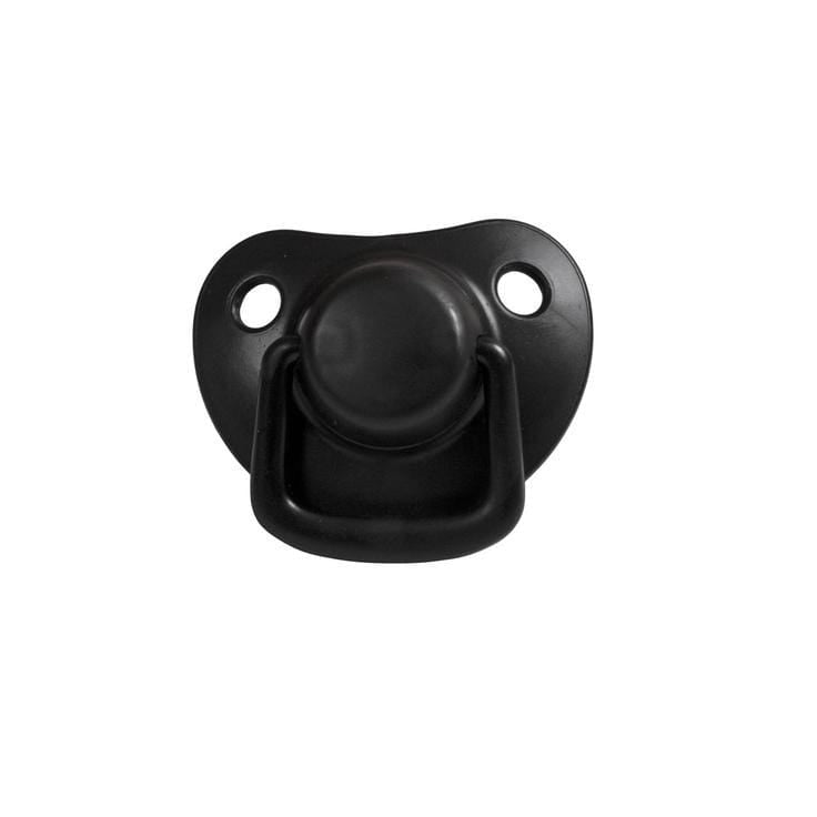 Filibabba Moments Pacifier (2pack) - Black