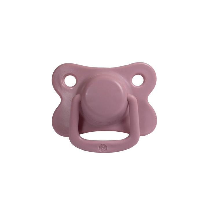 Filibabba Moments Pacifier (2pack) - Dark Rose