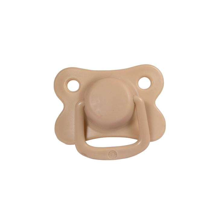 Filibabba Moments Pacifier (2pack) - Doeskin