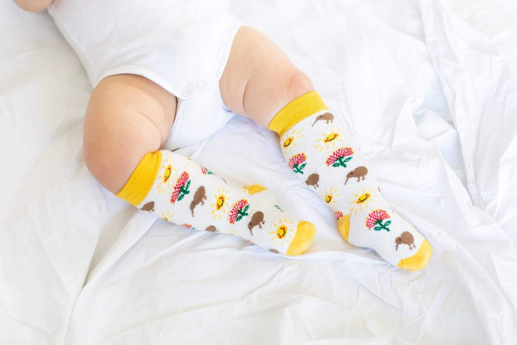 From NZ with Love- Sunshine Socks