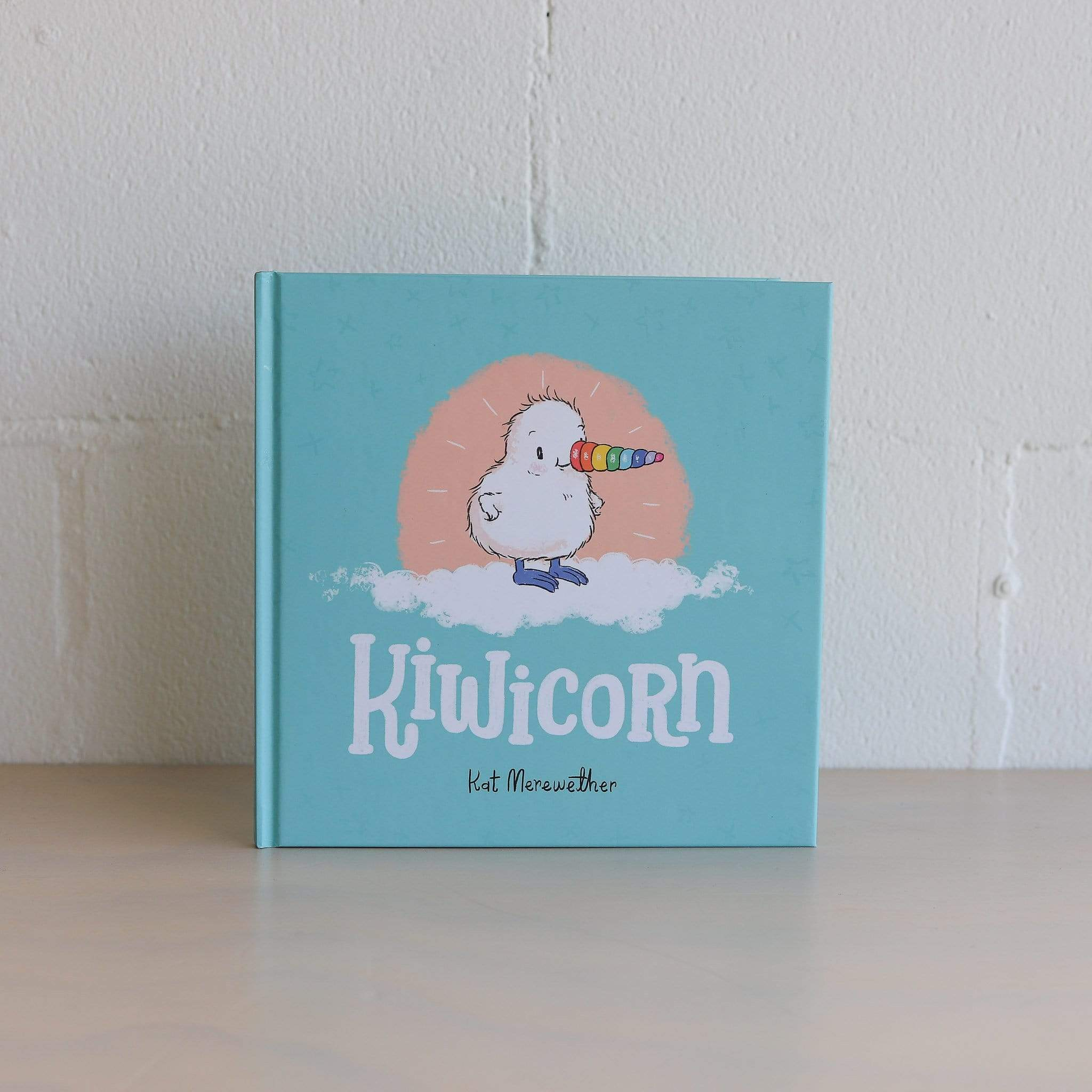 Kiwicorn Hardcover Book
