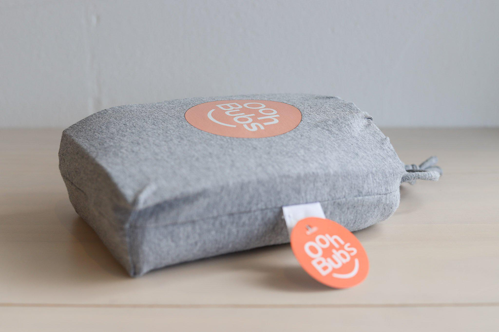 Oohbubs Baby Wrap- Grey Marle-Baby Wearing-Global Baby