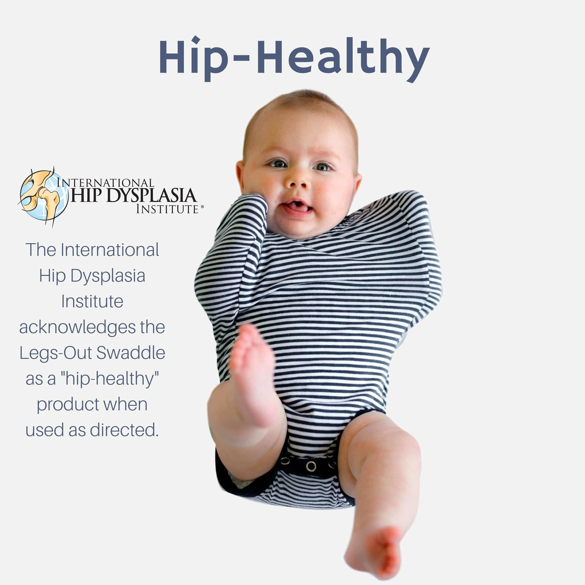 hip healthy swaddle
